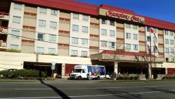 Buitenaanzicht Hampton Inn by Hilton Vancouver-Airport-Richmond