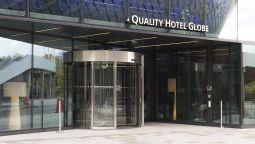 Exterior view Quality Hotel Globe