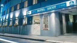 Exterior view Best Western Ascot