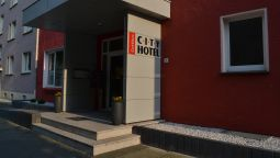 Exterior view City Hotel Cottbus