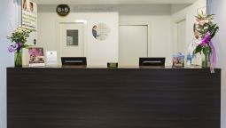 Reception B&B Hotel Faenza