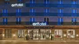 Exterior view art'otel budapest by park plaza