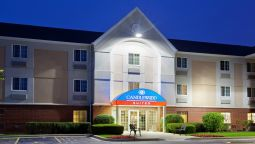 Exterior view Candlewood Suites CHICAGO/LIBERTYVILLE