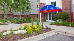 Exterior view Candlewood Suites MINNEAPOLIS-RICHFIELD
