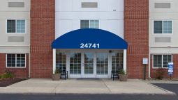 Buitenaanzicht Candlewood Suites CLEVELAND-N. OLMSTED
