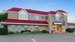 Buitenaanzicht HOWARD JOHNSON INN MONCTON