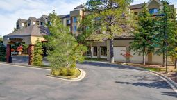 Exterior view DoubleTree by Hilton Hotel Flagstaff