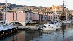 Vista esterna NH Collection Genova Marina