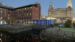 Exterior view Crowne Plaza LIVERPOOL CITY CENTRE