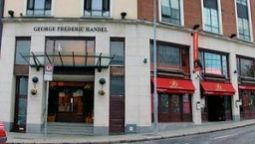Exterior view Handels Hotel Temple Bar Formerly George Frederick Handel Hotel