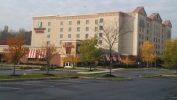 Buitenaanzicht Embassy Suites by Hilton Newark Wilmington South