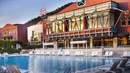 Exterior view Polat Thermal Hotel