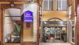 Exterior view Best Western Athenee by HappyCulture