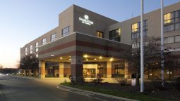 Exterior view DoubleTree by Hilton Hartford - Bradley Airport