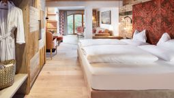 Junior suite Alpine Wellnesshotel Karwendel
