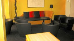 Lobby ibis Styles Paris Buttes Chaumont