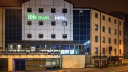 Exterior view ibis Styles London Excel