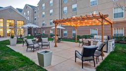 Exterior view Homewood Suites by Hilton-Baltimore-Washington Intl Apt