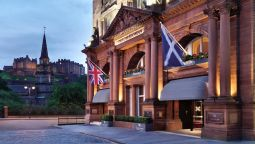 Buitenaanzicht Waldorf Astoria Edinburgh - The Caledonian