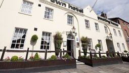 Exterior view Crown Bawtry