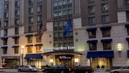 Exterior view Hilton Garden Inn Washington DC Downtown