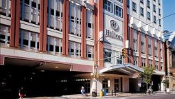 Exterior view Hilton Garden Inn Philadelphia Center City