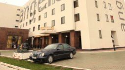 Exterior view angelo by Vienna House Bucharest