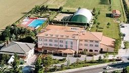 Exterior view All'Ancora Sporthotel