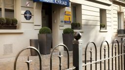 Exterior view Kyriad - Paris Clichy Centre