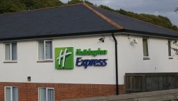 Buitenaanzicht Holiday Inn Express CANTERBURY