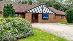 Exterior view TRAVELODGE CREWE BARTHOMLEY