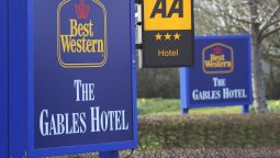 Exterior view Best Western The Gables