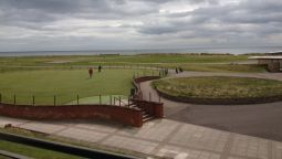 Exterior view Carnoustie Golf