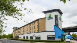 Exterior view Holiday Inn Express GLASGOW AIRPORT