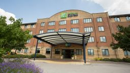 Buitenaanzicht JCT.4 Holiday Inn Express LIVERPOOL - KNOWSLEY M57