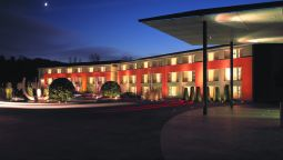 Exterior view Crowne Plaza MARLOW