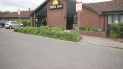 Exterior view Days Inn Gretna Green Welcome Break Service Area