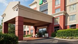 Exterior view Holiday Inn Express MURFREESBORO CENTRAL