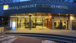 Exterior view Marconfort Griego Hotel