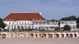 Buitenaanzicht ATLANTIC Grand Hotel Travemünde