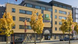 Buitenaanzicht Holiday Inn Express HASSELT