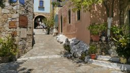 Exterior view Arolithos Traditional Cretan Village