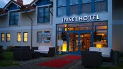 Exterior view Inselhotel Poel