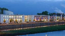 Exterior view Mercure Hotel Schweinfurt Maininsel