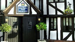 Buitenaanzicht Best Western Rose and Crown
