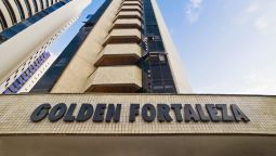 Exterior view Golden Fortaleza by Intercity
