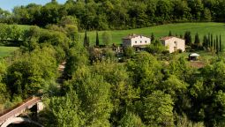 Exterior view Country House Osteria dell'Orcia