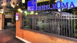 Exterior view Best Western Blu Hotel Roma