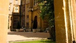 Exterior view Eynsham Hall