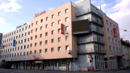 Exterior view ibis Darmstadt City